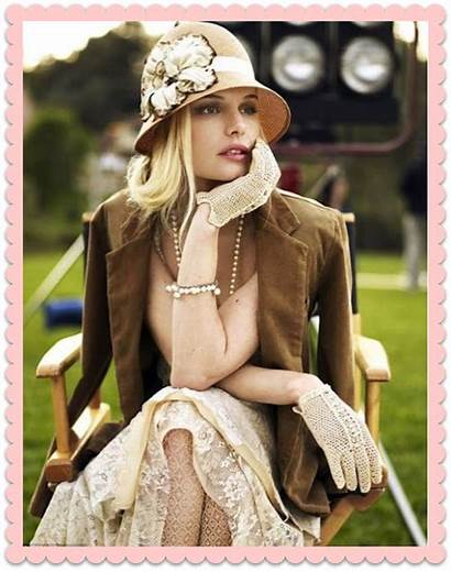 Romantic Clothing Personality Derby Chic Outfit Inspired
