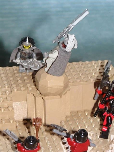 the way of as interpreted through lego tor