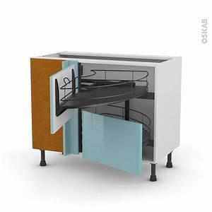 exceptionnel caisson meuble cuisine sans porte 13 With meuble cuisine sans porte