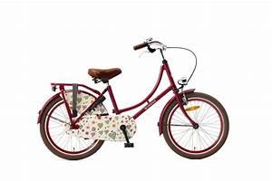 Hollandrad 20 Zoll : 20 zoll hollandrad rot mit herzchen fahrrad ass ~ Jslefanu.com Haus und Dekorationen