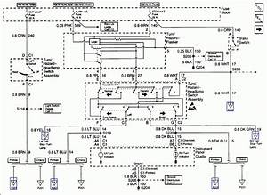 2000 Chevy Cavalier Ignition Switch Wiring Diagram