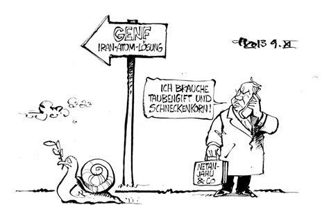 update karikatur israel als giftmoerder  der badischen