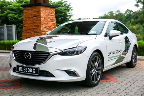 Bermaz Motor Launches Clean Diesel Cx-5 And Mazda6 In