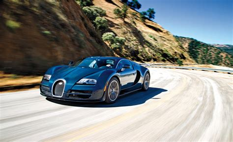 It has the fastest acceleration speed, reaching 60 mph in 2.5 seconds. bugatti veyron super sport gold 134 - Engine Information