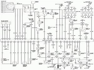 1991 Pontiac Firebird Wiring Diagram