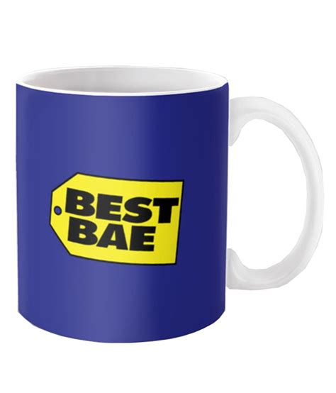 He honestly sent me a text on the way out of my driveway that said, 'this is the best pod cup i've ever had!!!' so glad we gave it a try. Astrode Best Bae Coffee Mug: Buy Online at Best Price in India - Snapdeal
