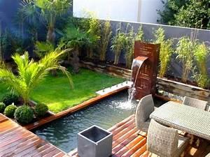 Fontaine Mur D Eau Exterieur : 17 best images about d coration jardin on pinterest ~ Premium-room.com Idées de Décoration