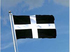 Buy St Piran Cornwall Flag 3x5 ft 90x150 cm RoyalFlags