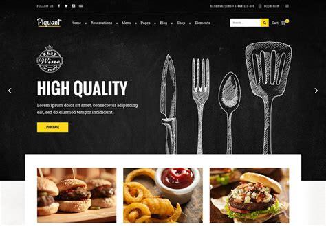 Wp Restaurant Themes 140 Best Cafe Restaurant Themes Free Premium