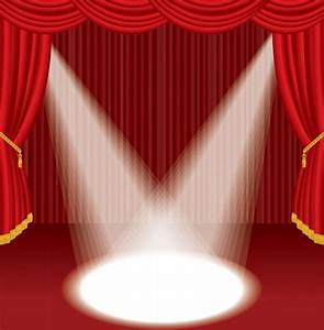 Vector spotlight stage curtain free vector download (580 ...