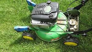 John Deere Js63c Lawn Mower