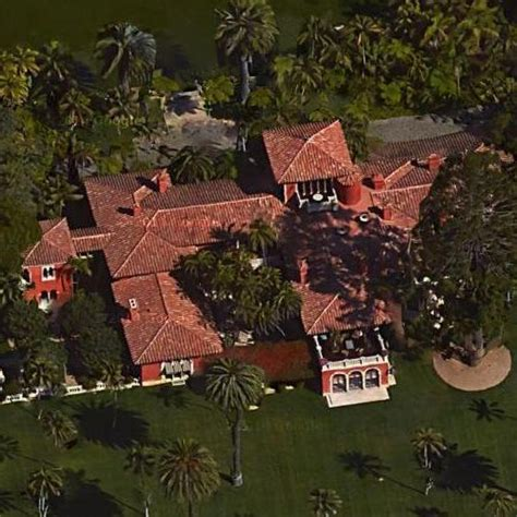 ty warners house  montecito ca virtual globetrotting