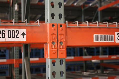 teardrop pallet rack beams