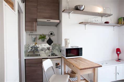 cuisine ouverte petit espace revger com petit espace cuisine ouverte idée