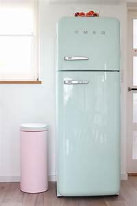 Smeg Retro Kühlschrank : de keuken elske ~ Orissabook.com Haus und Dekorationen
