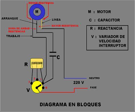 como colocar un capacitador a un extractor marca taurus 110 yoreparo