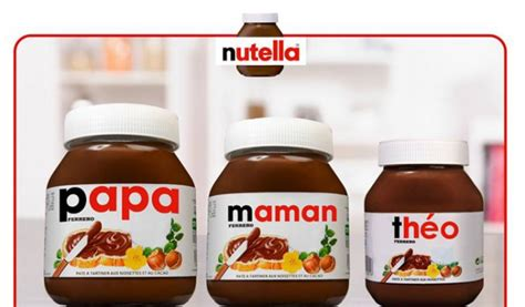 image de pot de nutella wanted un pot de nutella 224 votre nom
