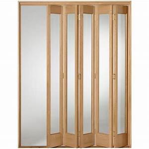 Weekamp Doors Internal Oak Fully Finished Marston Folding