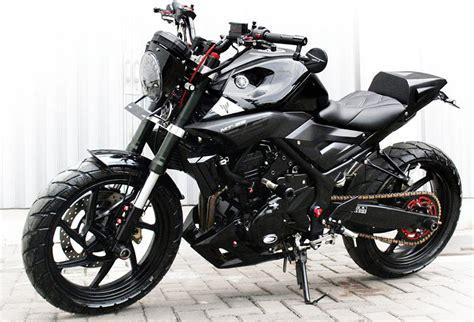 Mt 25 Image by Yamaha Mt25 17 Semarang Sedikit Facelift Lebih Menggigit