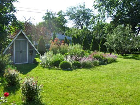 Suburban Backyard Landscaping Ideas by Suburban Garden