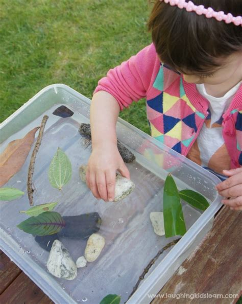 Sinking And Floating Activities by Sink Or Float Experiment With Nature Laughing Kids Learn