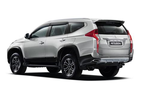 After that, mitsubishi will reconsider options. 2016 Mitsubishi Pajero Sport breaks cover - Speed Carz