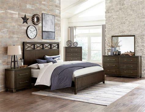 Homelegance Bedroom Set by Homelegance Griggs Bedroom Set Espresso 1669 Bedroom Set