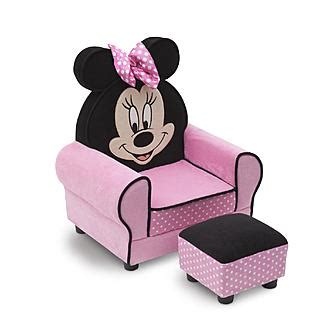 delta children disney minnie mouse chair with ears and