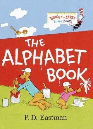 alphabet book  pd eastman
