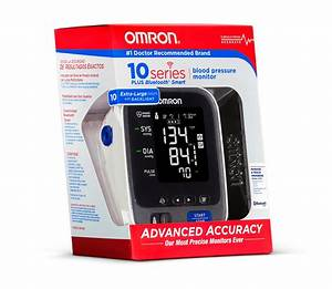 Amazon Com  Omron 10 Series Wireless Upper Arm Blood
