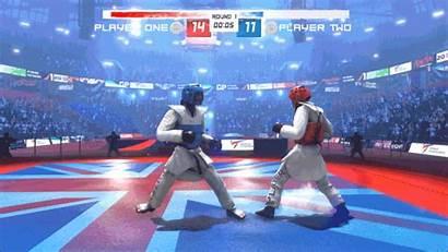 Taekwondo Grand Prix Martial Arts Pc Action
