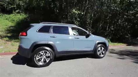 anvil jeep cherokee trailhawk 2015 jeep cherokee trailhawk anvil gray fw521077