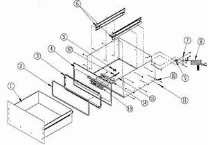 Dacor Warming Drawer Parts