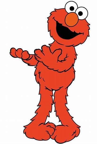 Elmo Sesame Street Clipart Clip Cliparts Cartoon