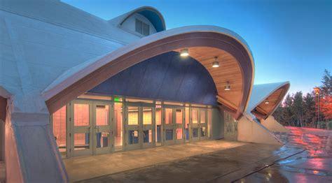 northern arizona university skydome renovation barton