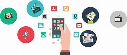 Digital Industry Mobility Enterprise Banner Electronic Medium