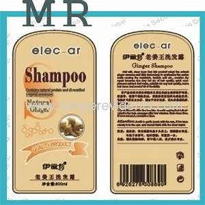 cosmetic custom adhesive shampoo labels manufacturer With cosmetic label manufacturers