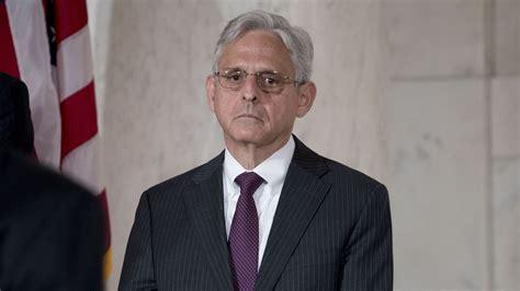 Biden to name Judge Merrick Garland as attorney general