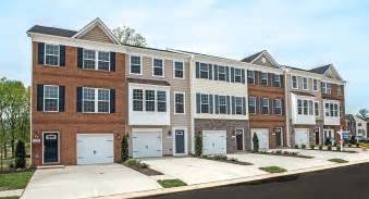 pictures townhouses with garages rappahannock landing garage townhomes new home community
