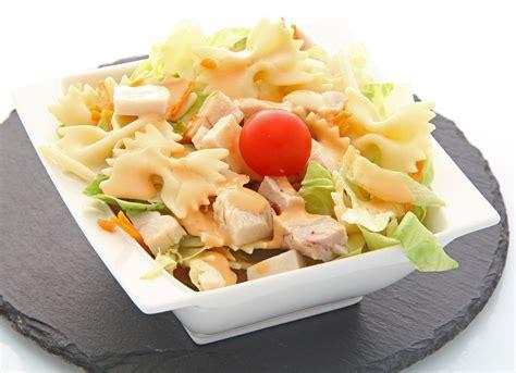 recette salade froide de poulet