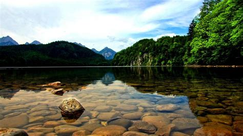 Nature wallpapers hd sort wallpapers by: Clear Water Lake wallpaper   other   Wallpaper Better