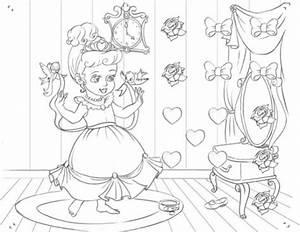 Juegos De Princesas Para Pintar