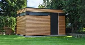 Gartenhaus Holz Modern : design gartenhaus moderne gartenh user schicke gartensauna ~ Whattoseeinmadrid.com Haus und Dekorationen