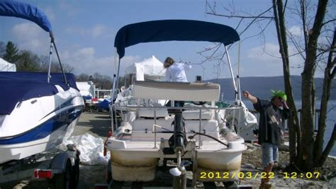 Avalon Pontoon Boats For Sale Nj by Pontoon Boats For Sale In West Milford New Jersey