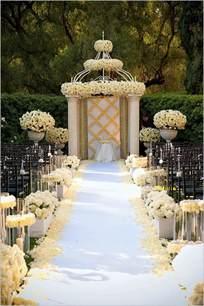decoration for wedding wedding decorations wedding aisle decoration ideas