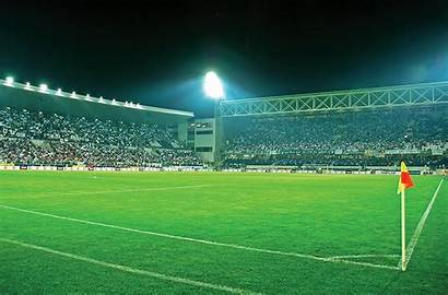 Football Field Border Wallpapers Widescreen Cool Stadiums