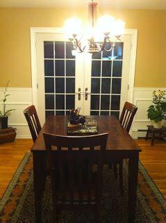 raising  lions dining room progress