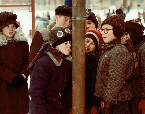 leg l from christmas story movie how a christmas story went from low budget fluke to an