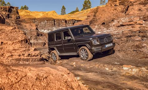 2019 Mercedesbenz Gclass Dissected  Feature  Car And