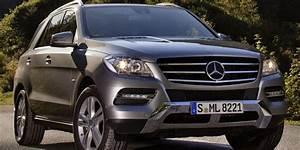 Prix 4x4 Mercedes : mercedes ml un super 4x4 de luxe cher et encombrant ~ Gottalentnigeria.com Avis de Voitures